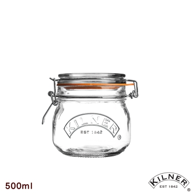 KILNER 多功能扣式密封罐 500ml(8H)