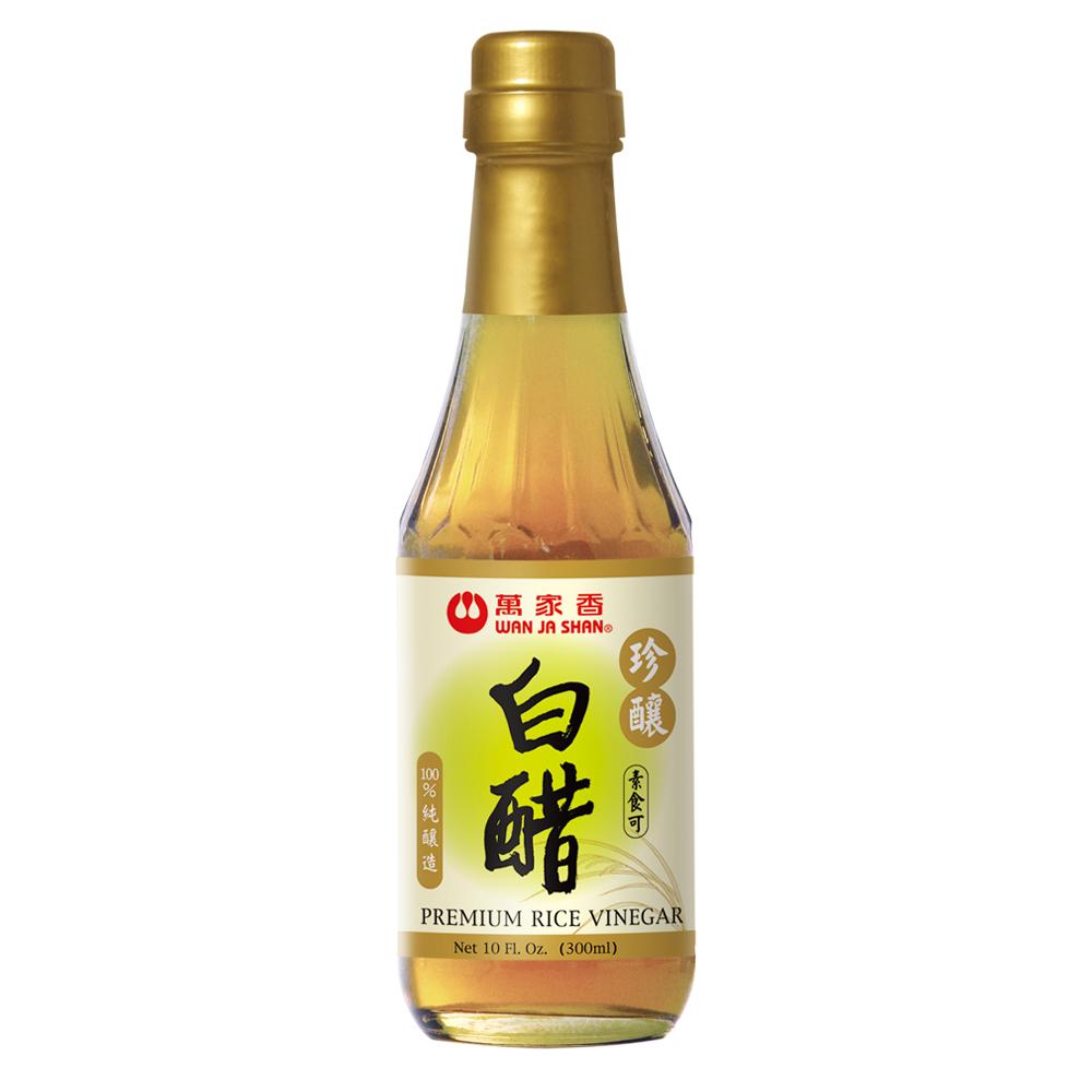 萬家香 珍釀白醋(300ml)