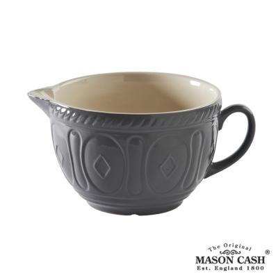 MASON BAKER LANE系列陶瓷馬克杯調理盆(灰)