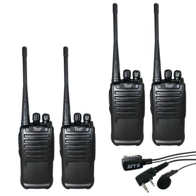 TCO 商用無線對講機全配(4入裝) TCOU3x2