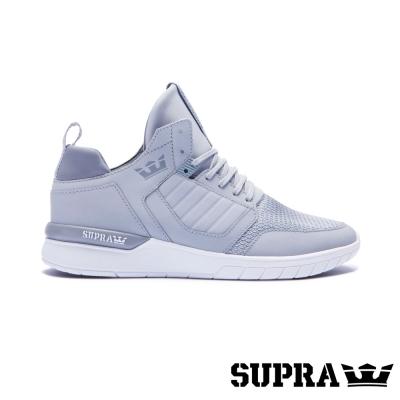SUPRA Method系列男鞋-淺灰/白