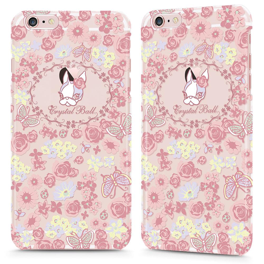 GARMMA Crystal Ball iPhone 6/6S plus 手機殼 花園款