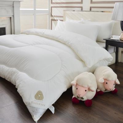 Annabelle 特選-100%紐西蘭進口高級超保暖純羊毛被-3.6KG