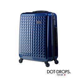 DOT-DROPS 客製點點硬殼行李箱