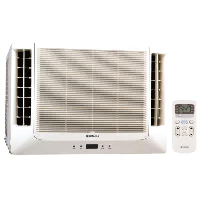 HITACHI日立《清淨型》6-8坪雙吹窗型冷氣RA-40WK