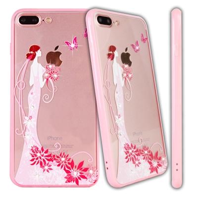 iStyle iPhone7/8 4.7 新娘手機殼
