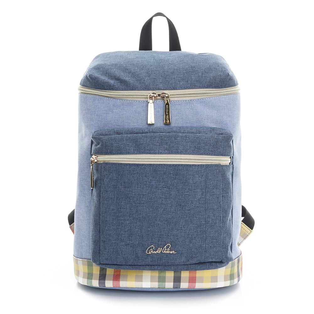 Arnold Palmer- 後背包 Bright Color 趣味焦點系列-藍色