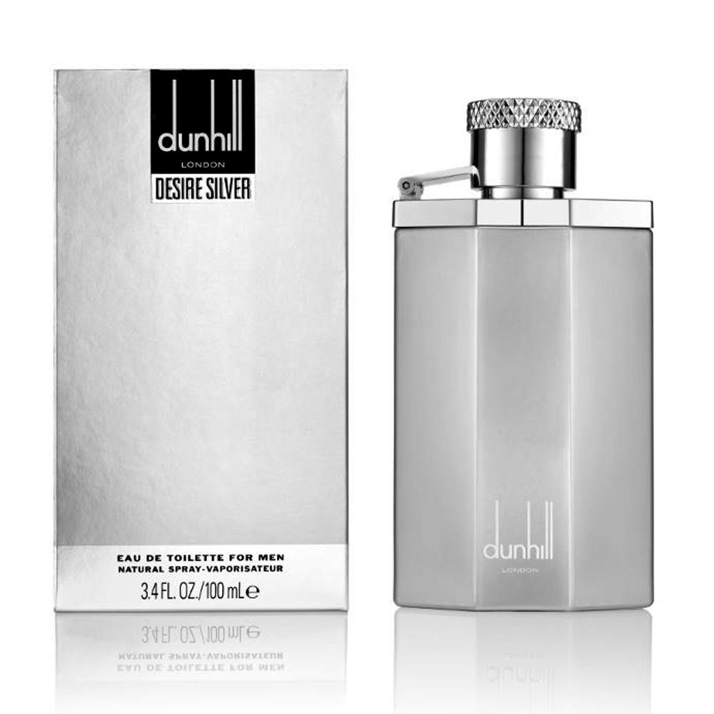 Dunhill登喜路 Desire Silver 銀光男性淡香水100ml