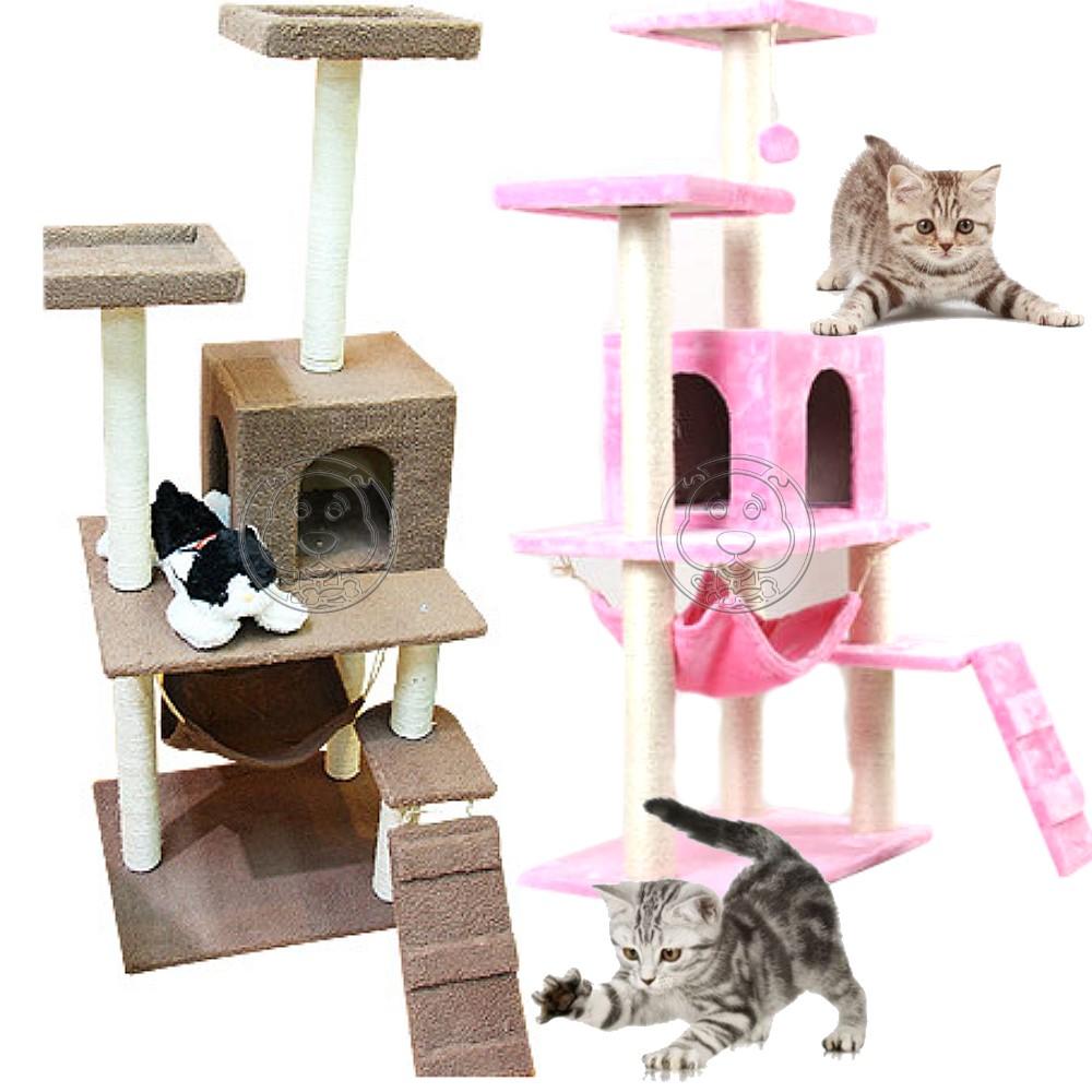 Anyway四階貓跳台|遊戲台150cm