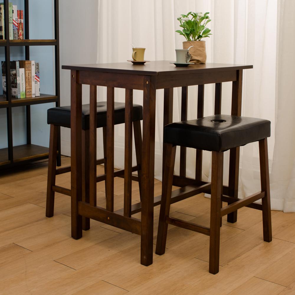 Jiachu 佳櫥世界 黛比雅吧台桌椅組(2色) product image 1