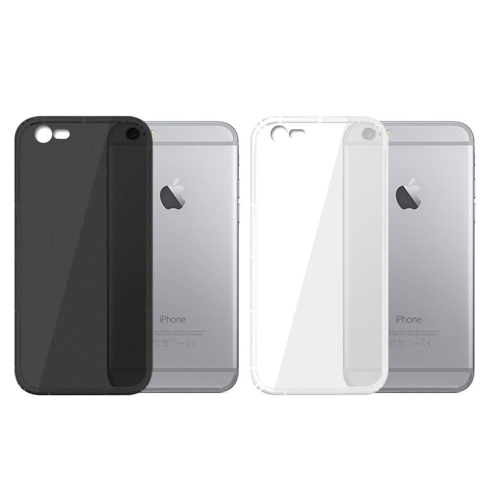 【SHOWHAN】 iPhone6/6s 磨砂空壓手機殼