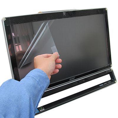 EZstick 靜電式霧面螢幕貼(多點觸控專用滑順型)-ACER Z5771 23吋寬專用