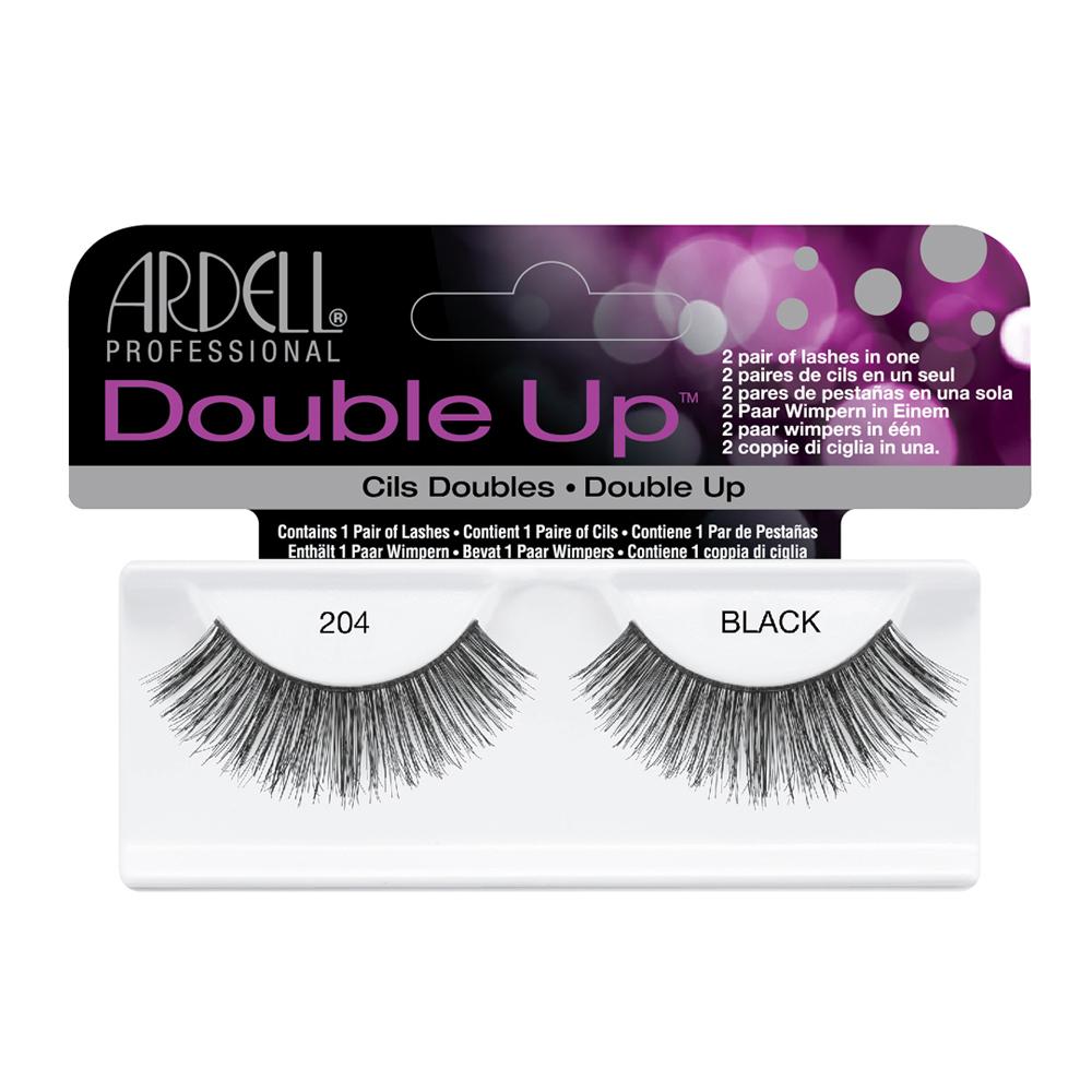 Ardell 時尚假睫毛 雙層系列 #204(47117)