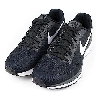 NIKE-男慢跑鞋880555001-黑