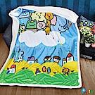 多利寶寢具 P714星球超卡哇伊水晶羊羔絨雙面多功能攜帶毯-1條(原創獨家授權)