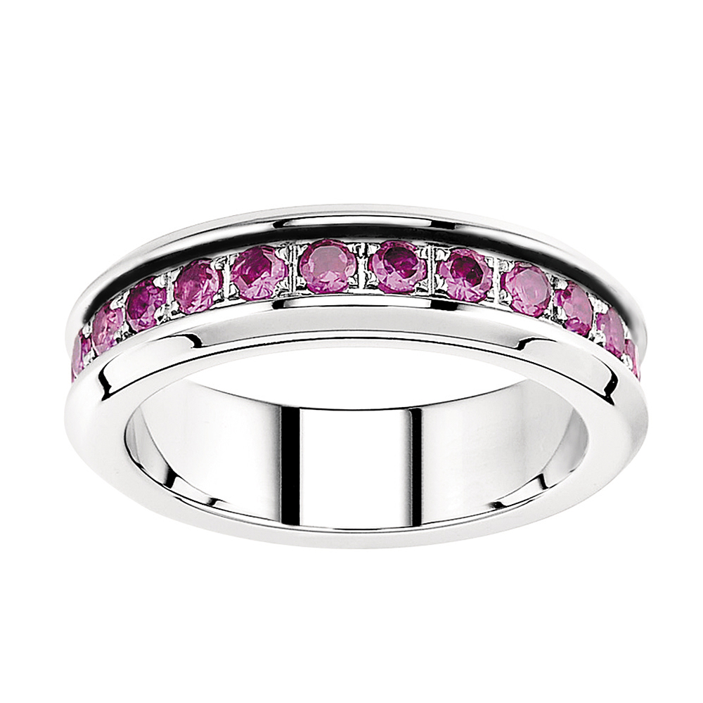 Royal Damon羅亞戴蒙 熱情的紅 戒指