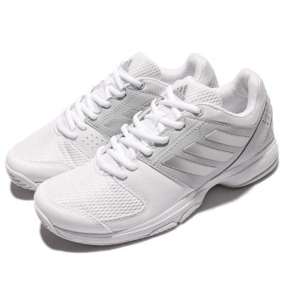 adidas 網球鞋 Barricade Court 女鞋