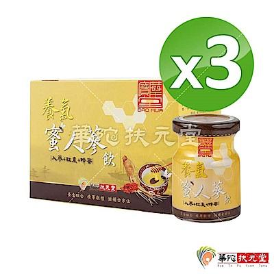 華陀寶華堂 養氣蜜人蔘3盒(6瓶/盒)