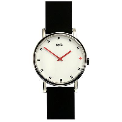 NO Monday Minute 16系列設計師錶-紅/43mm