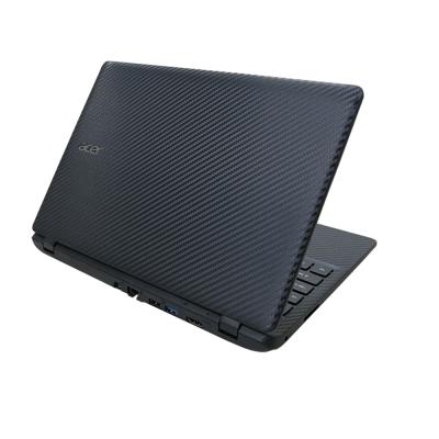 EZstick ACER ES1-111 專用 Carbon黑色立體紋機身貼(DIY包膜)