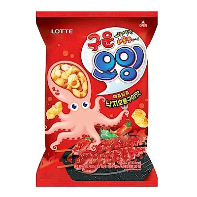 LOTTE樂天 章魚風味餅乾(65g)