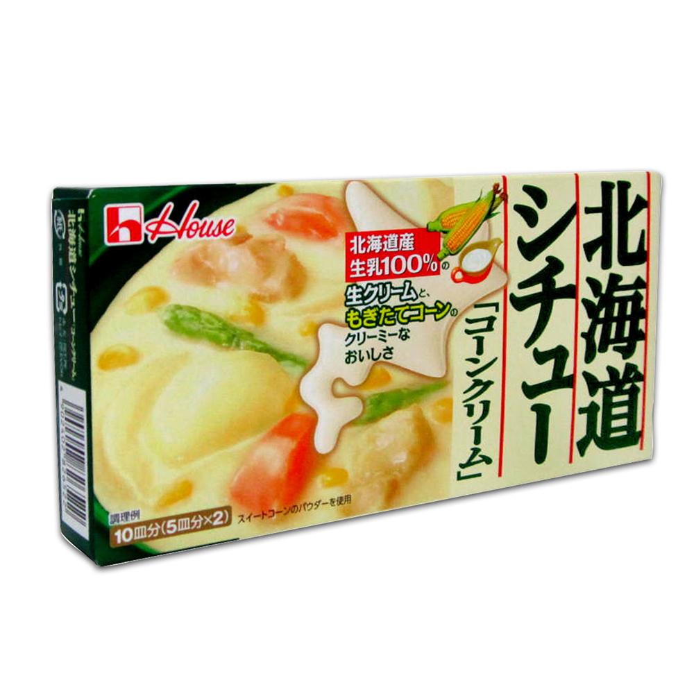 House 好侍 北海道湯包-玉米(190g)