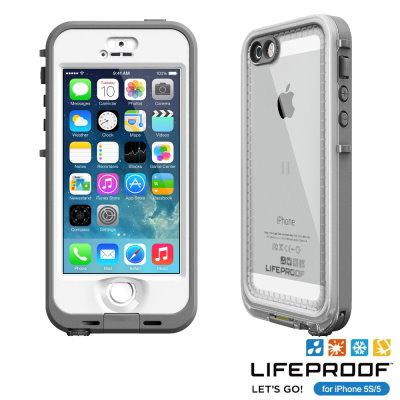 LIFEPROOF-iPhone5S-5-防水-雪-震-泥超強保護殼-nuud簍空款