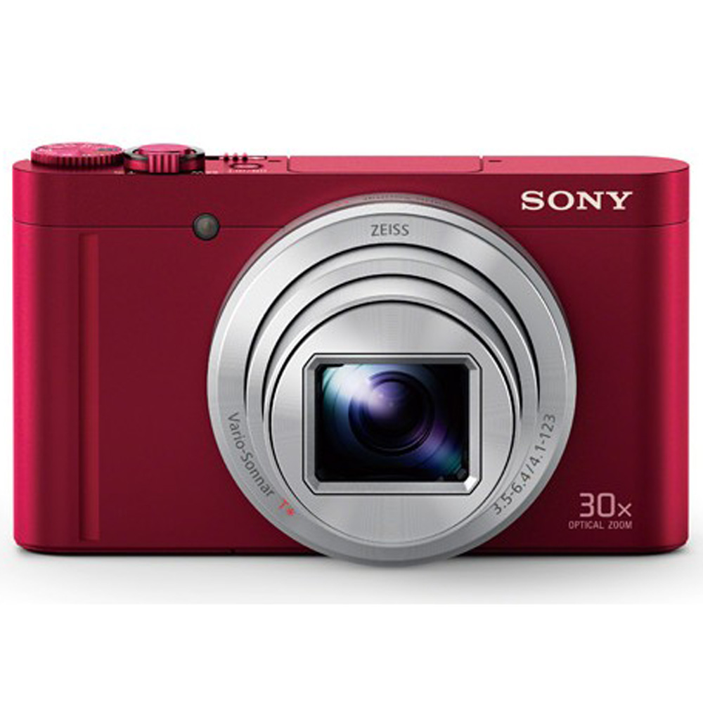 SONY WX500 全新翻轉自拍 WiFi 數位相機(公司貨) product image 1