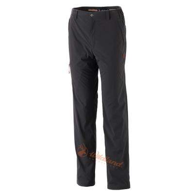 Wildland 荒野 0A32320-96深鐵灰 色男 彈性防潑水防風保暖長褲