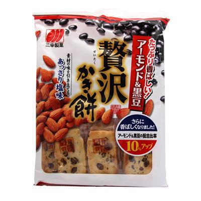 三幸製果 贅澤餅(96g)