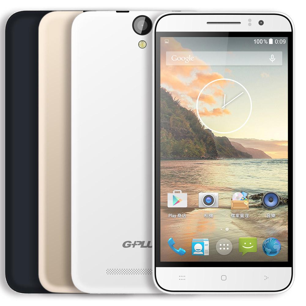 GPLUS M60 6吋四核心4G LTE智慧手機