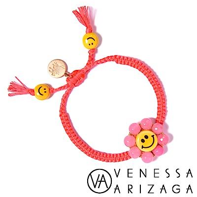 Venessa Arizaga HAPPY FLOWER 粉紅色手鍊