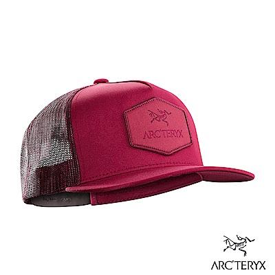 Arcteryx 始祖鳥 24系列 Hexagonal 卡車帽 紅