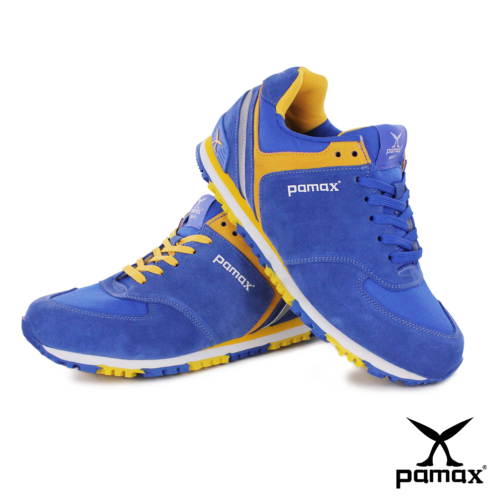 PAMAX帕瑪斯-第一機能止滑運動鞋、休閒鞋、慢跑鞋-PP369-BY