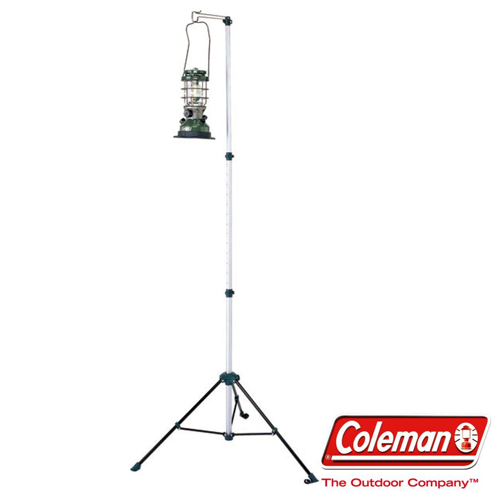 Coleman CM-9035 燈架 28段式調整高度 鋁合金材質 露營燈專用