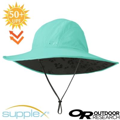 【美國 Outdoor Research】超輕3D全防曬抗UV透氣大盤帽_亮藍
