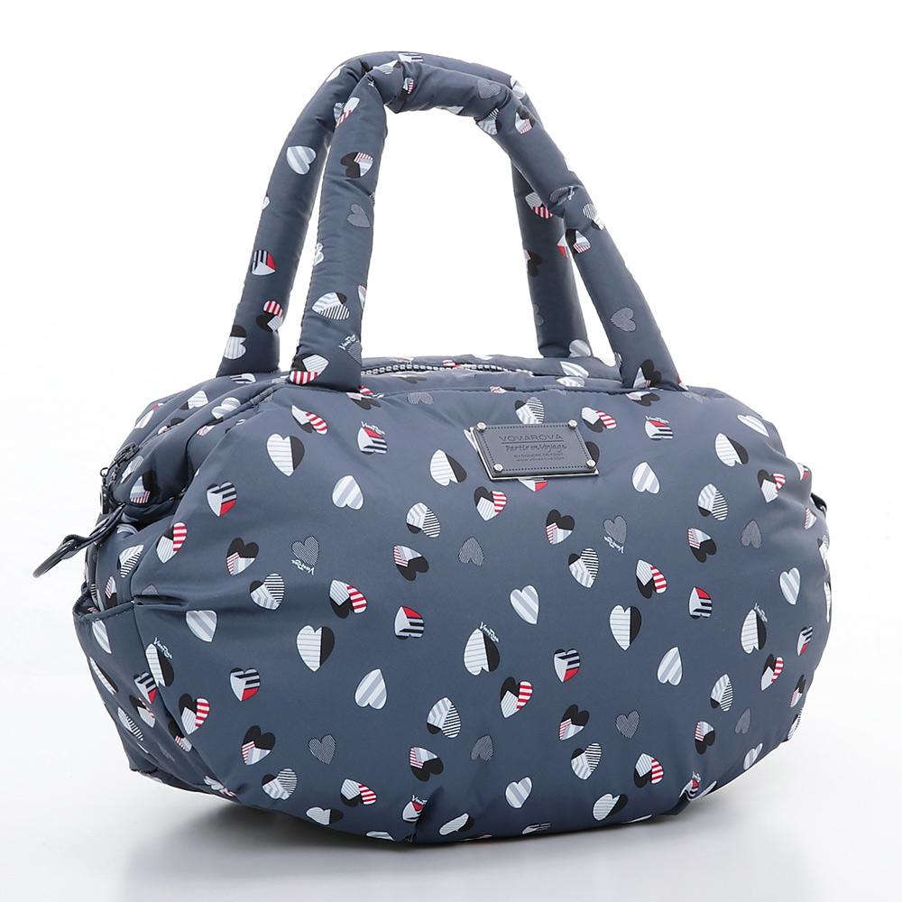 VOVAROVA空氣包-三用肩背托特包-LOVE HONEY-法國設計系列
