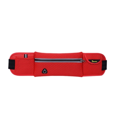 TANLUHU防水隱形腰包FK0353RD紅