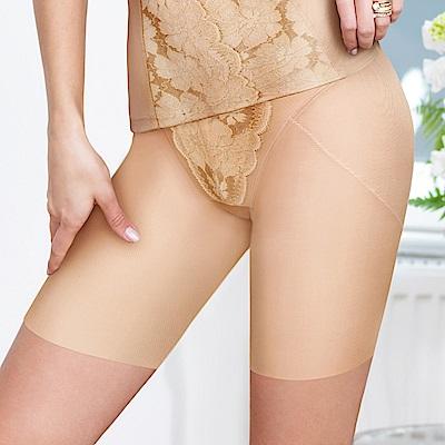 黛安芬-曲線美体衣-纖弧彈力系列M-EL美体褲(亮麗膚)