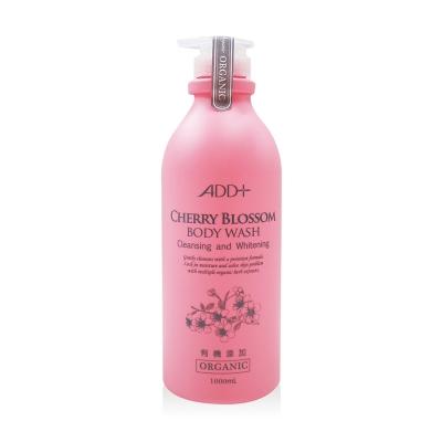 ADD+ 有機添加櫻花美白沐浴乳 1000 ml