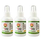 《美國USDA有機認證》Lafe's Organic有機嬰兒防蚊液x3瓶