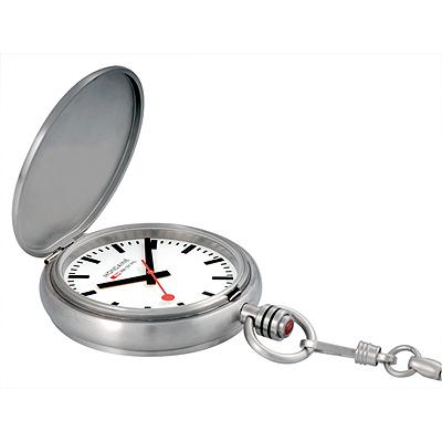 Mondaine 瑞士國鐵新型懷錶