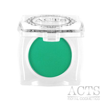 ACTS維詩彩妝 霧面純色眼影 正綠A305