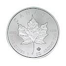 楓葉銀幣-2018楓葉銀幣 (1盎司)