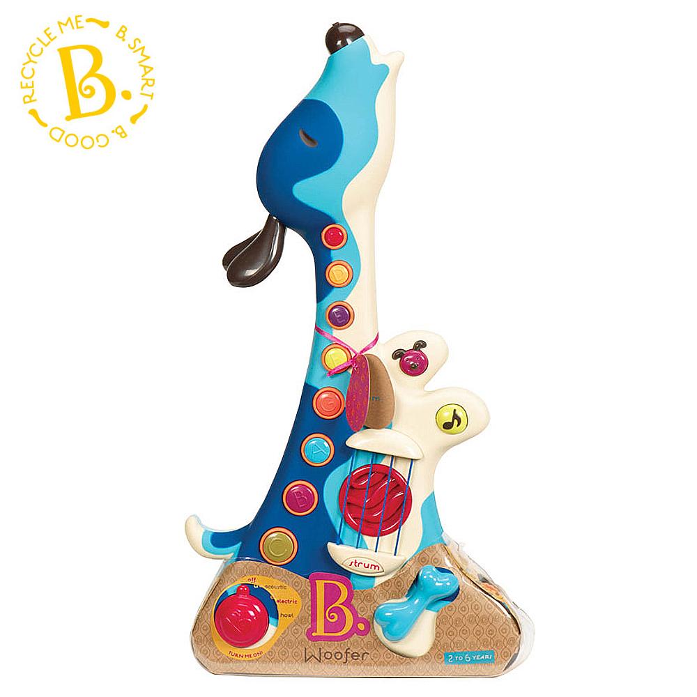 美國 【B.Toys】 獵犬小吉他