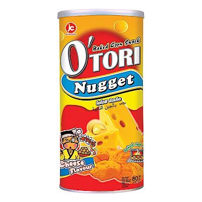 Otori歐特粒 罐裝起司味玉米餅(80g)