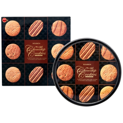 Bourbon北日本 巧克力餅乾禮盒(318g)