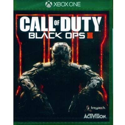 決勝時刻:黑色行動 3 COD Black OPS 3-XBOX ONE 中英文亞版