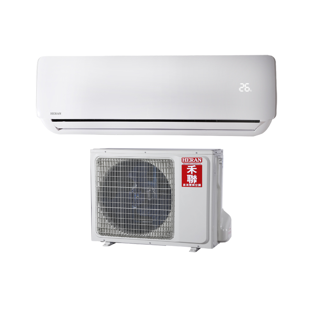 HERAN禾聯 7-9坪 定頻一對一冷專型HI-50B1/HO-505A