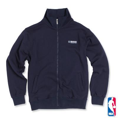 NBA-達拉斯小牛隊休閒厚棉外套-深藍(男)